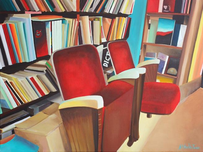 bookstore_S_60x80cm