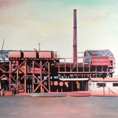 """Humberstone"", 60 x 80 cm"