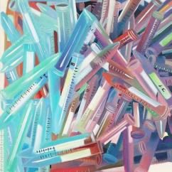 """My sister´s lab"", 50 x 40 cm"