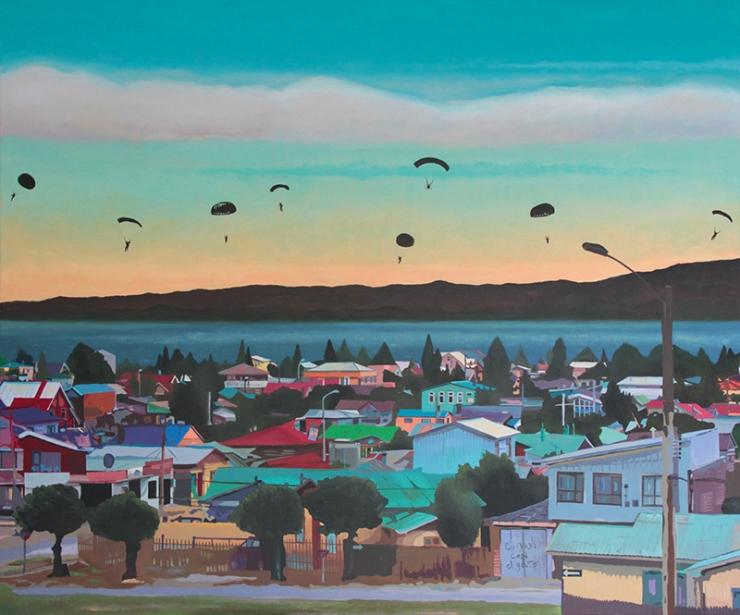 parachuting_S_100x120 cm