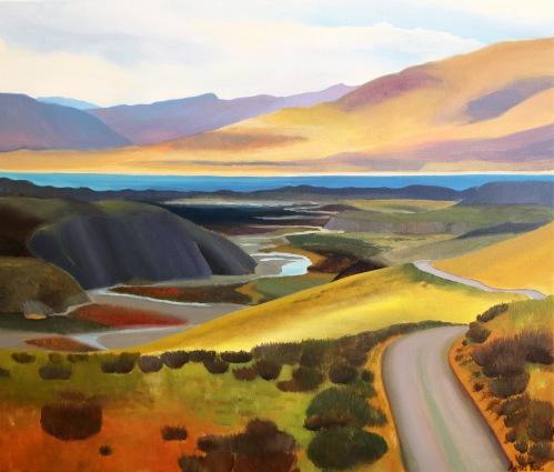 Patagonia_60x70cm